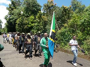 Tanzania Independence Anniversary Uhuru Expedition
