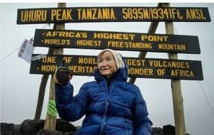 Kilimanjaro – Oldest and Youngest Climbers